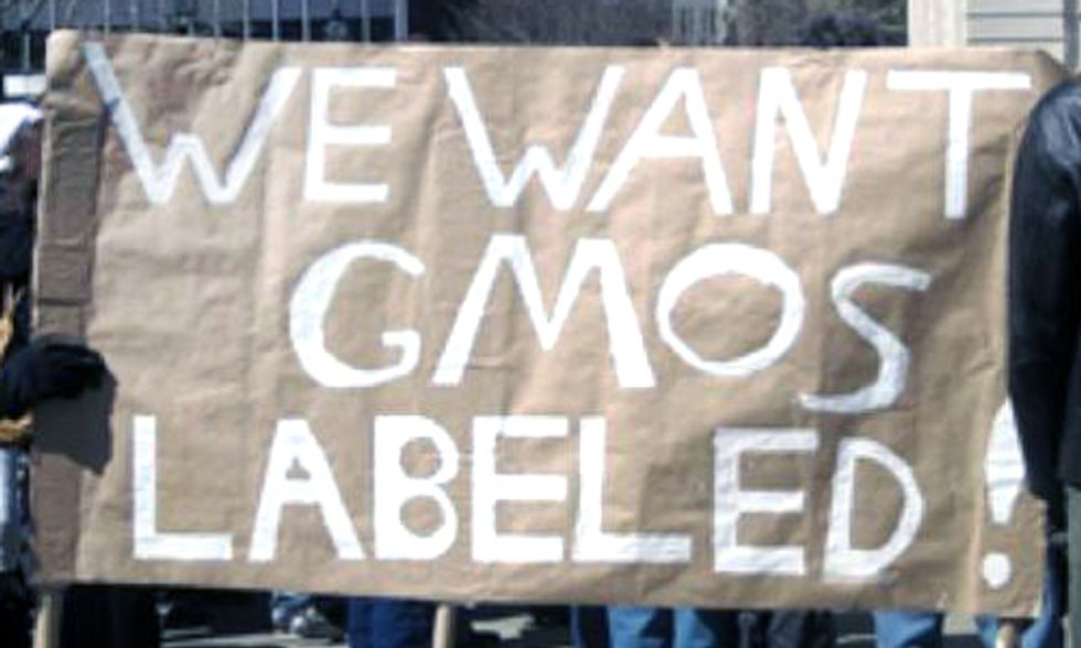 Rep. Pompeo to Introduce Koch-Funded, Monsanto-Backed, Voluntary GMO Food Labeling Bill