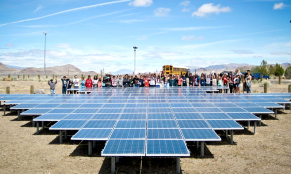 National Consortium Eyes 20,000 Solar School Installations by 2020