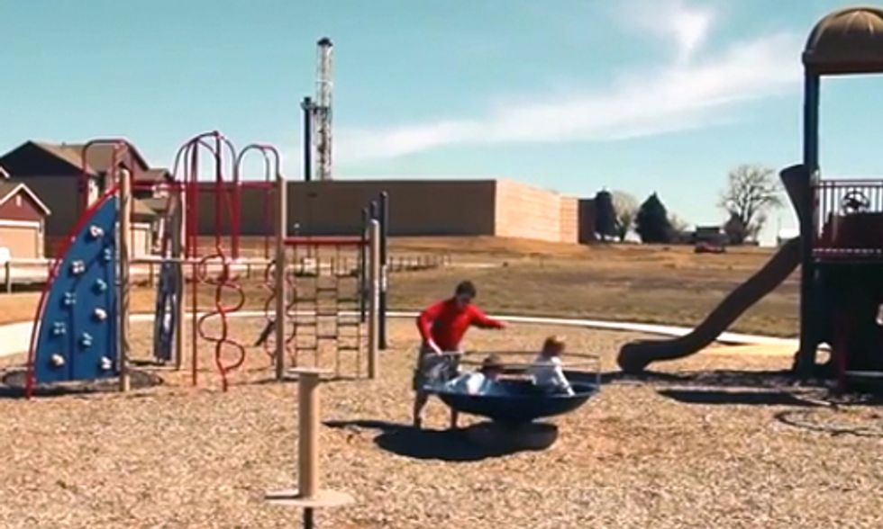 Group Launches TV Ad Promoting Ballot Measure for Local Control Over Fracking