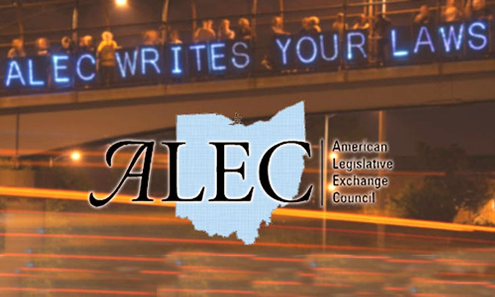 ALEC Attacks Ohio Renewable Energy Standard, Local Newspapers Fail to Show Fossil Fuel Connection