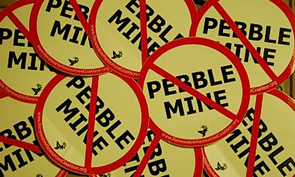 Another Developer Pulls Investment From Controversial Pebble Mine Project