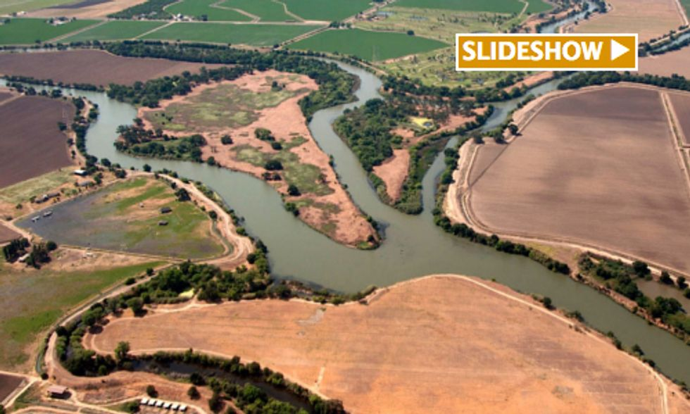 America's Most Endangered Rivers of 2014