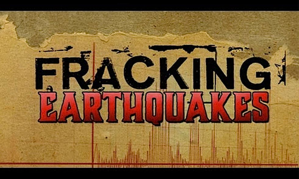 Ohio Earthquakes Linked to Fracking, Companies Required to Test for Seismic Activity