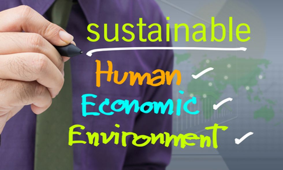 Realities of Shifting to a Sustainable Economy