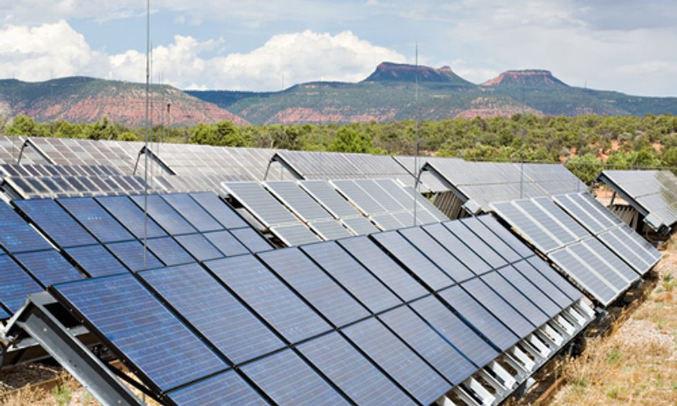 Largest Solar Array for Department of Defense Coming to Arizona Army Base