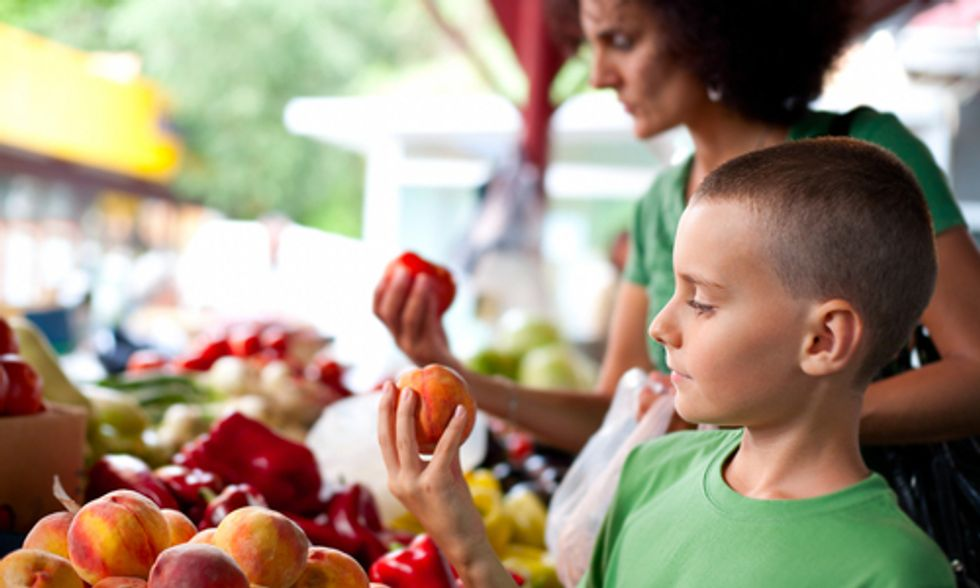 How Buying Local Food Grows Local Economies