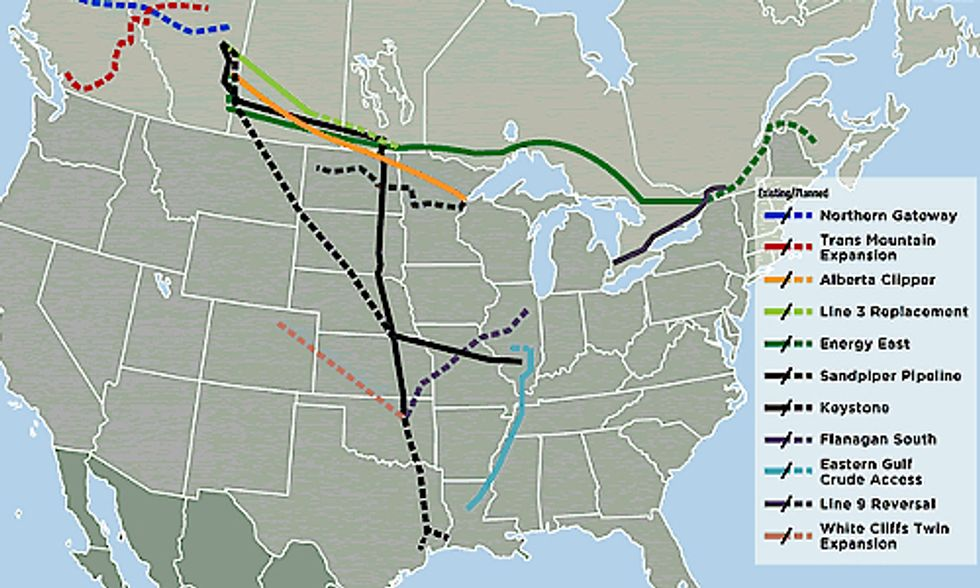 Could We Win the Keystone XL Battle But Still Lose the Tar Sands War?