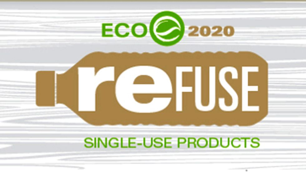 Join the Earth Month Plastic-Free Challenge