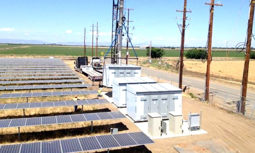 Northern California County Produces 152 Percent More Solar Energy Than It Uses