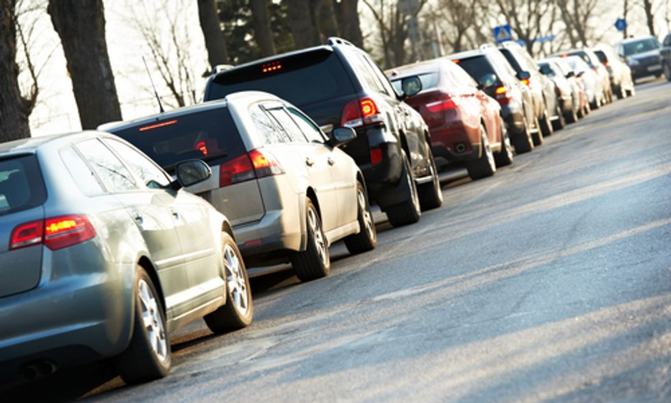 Is It Time for a Real War on Cars?