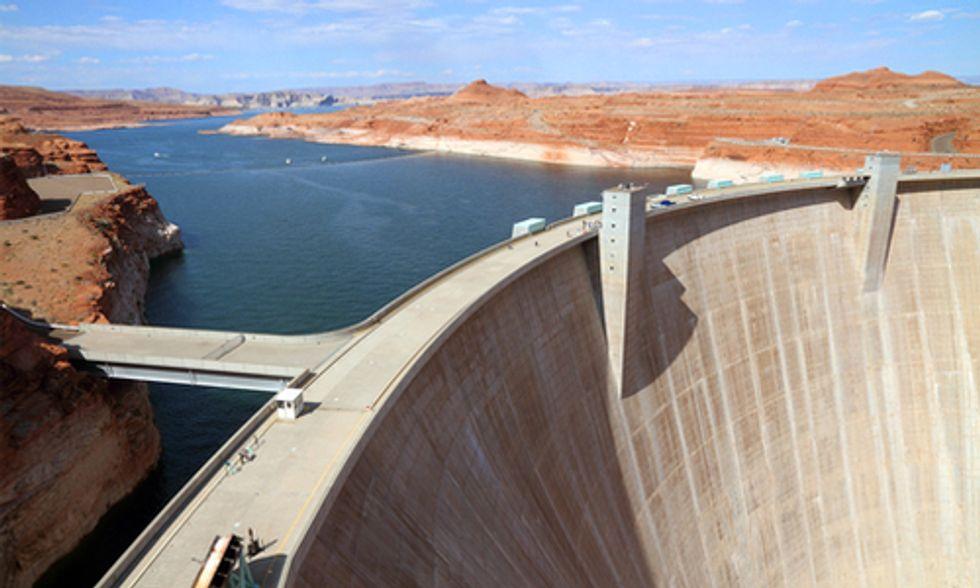 Colorado River Water Managers Consider Plans for Extended Drought