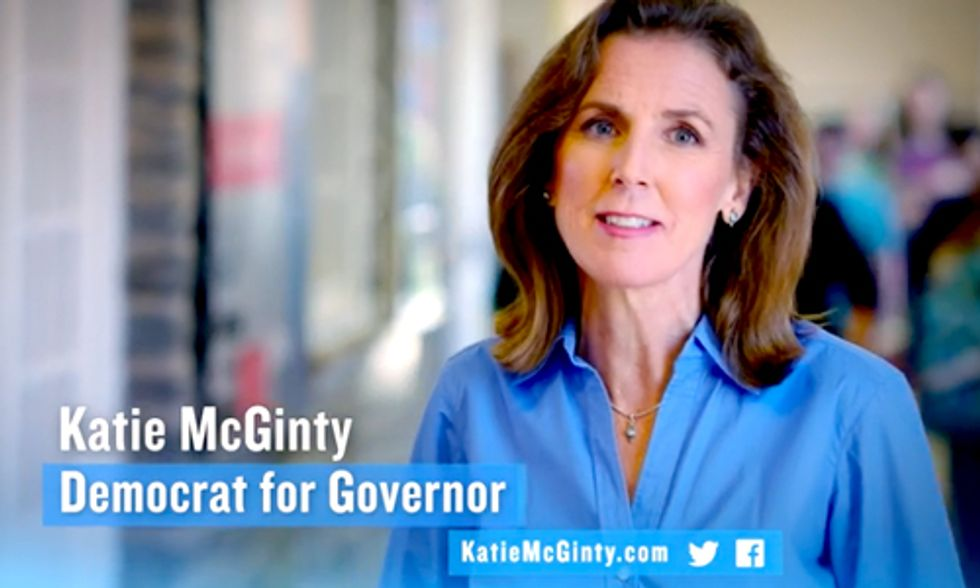 RFK Jr. Endorsing Katie McGinty in PA Governor Race