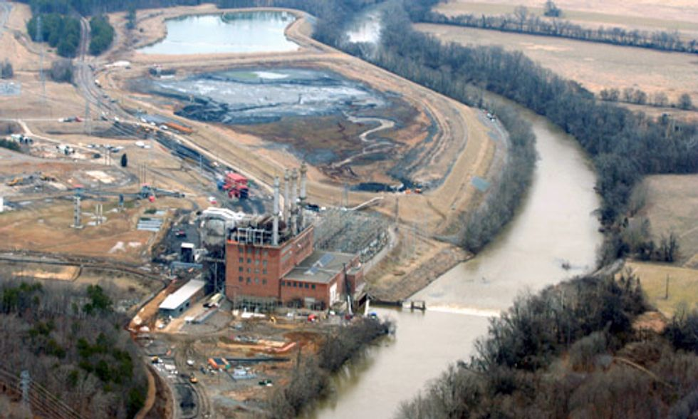 Governor's Coal Ash Action Plan Favors Duke Energy, Threatens Drinking Water
