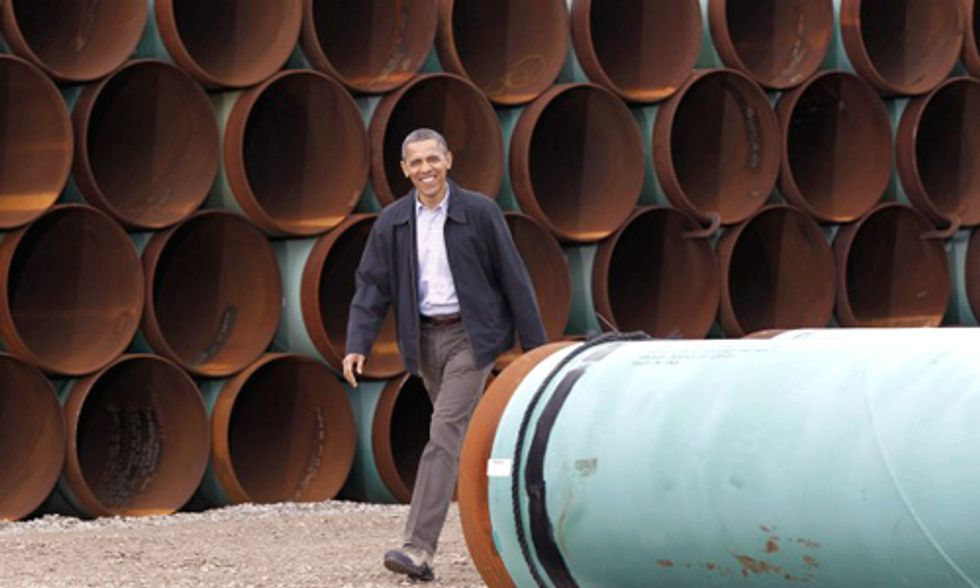 State Department Indefinitely Delays Keystone XL Pipeline Decision