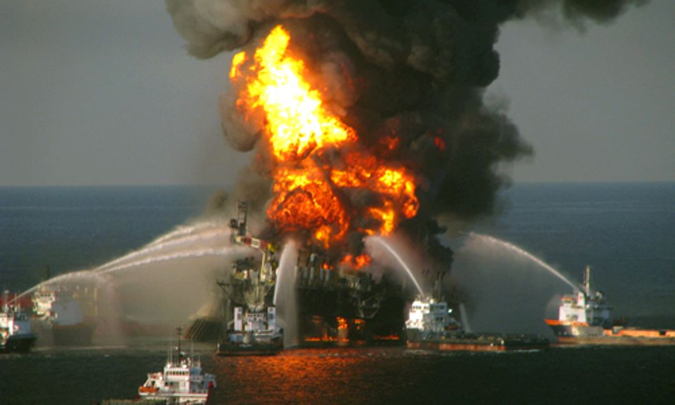 EPA Gives BP 'Get Out of Jail Free Card' on 4th Anniversary of Deepwater Horizon Oil Spill Disaster