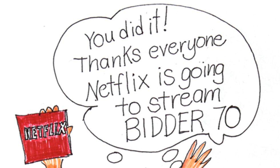 BIDDER 70 Will Stream on Netflix Starting June 3 Thanks to EcoWatch Readers