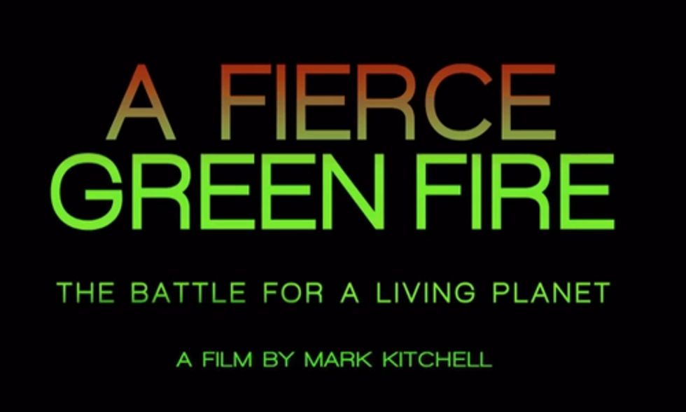 A Fierce Green Fire: The Battle for a Living Planet Premiers Earth Day on PBS