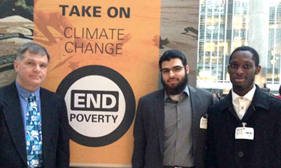 Celebrating the Power of One in Fight Against Climate Change