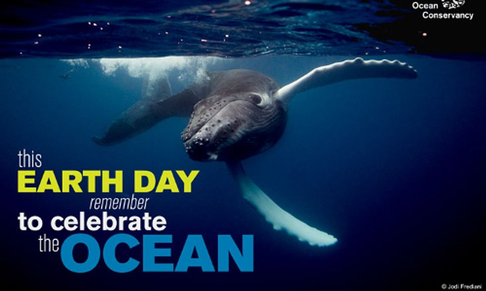 Don't Forget the Ocean on Earth Day