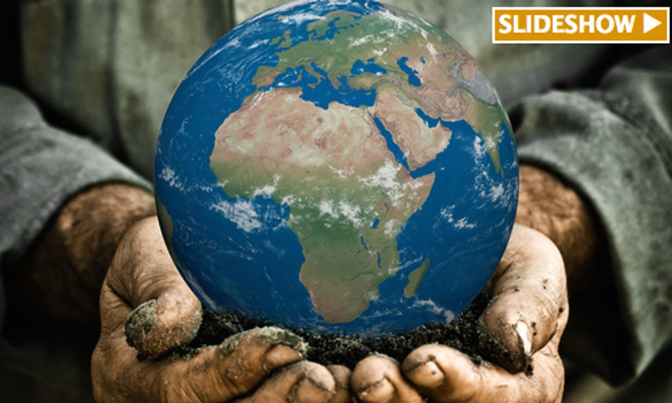 10 Ways Humans Impact the Planet