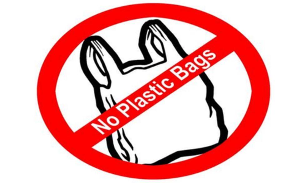 Plastic Bag Bans Spread Across U.S.
