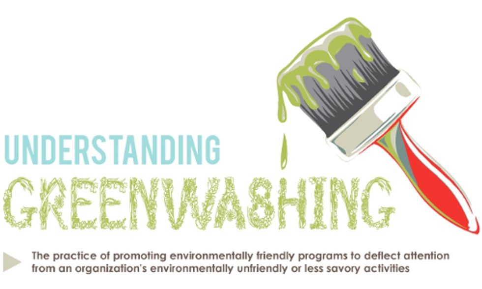 7 Sins of Greenwashing (And 5 Ways to Keep It Out of Your Life)
