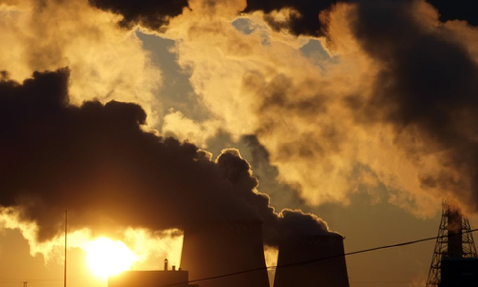 Doing Nothing Isn't an Option: How to Avoid the Worst of Climate Change