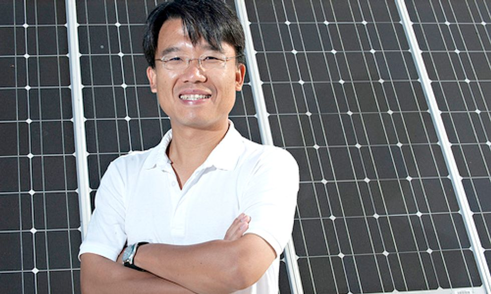 Oregon State Professor's Breakthrough Uses Sun to Produce Solar Cells