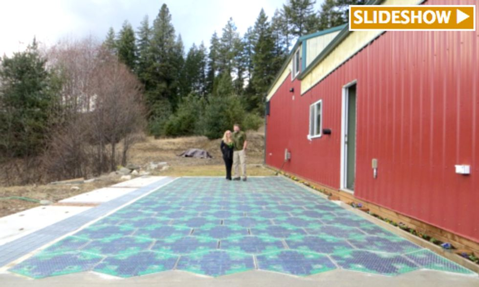 How Solar Panels Could Transform Parking Lots and Roadways Around the World