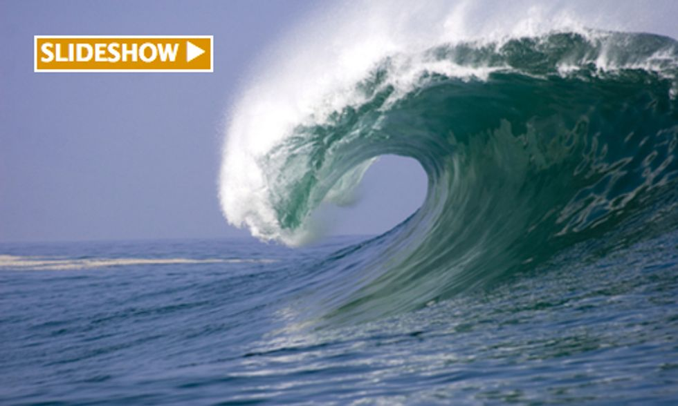 Why Has Wave Power Remained Decades Behind Other Renewables?