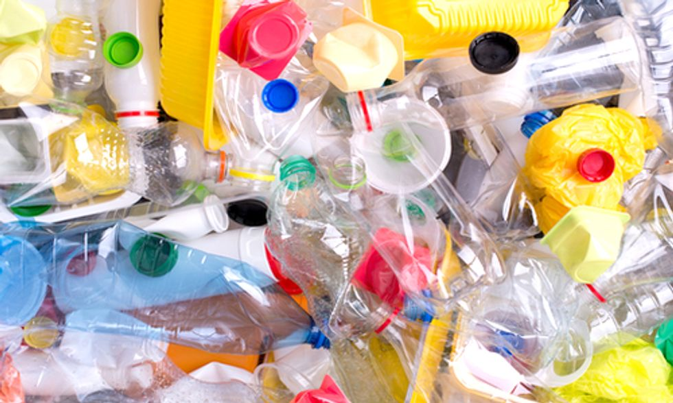 How the Fracking Boom Increases Production of Disposable Plastics