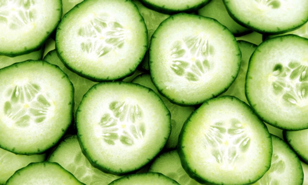 Why You Should Eat More Cukes