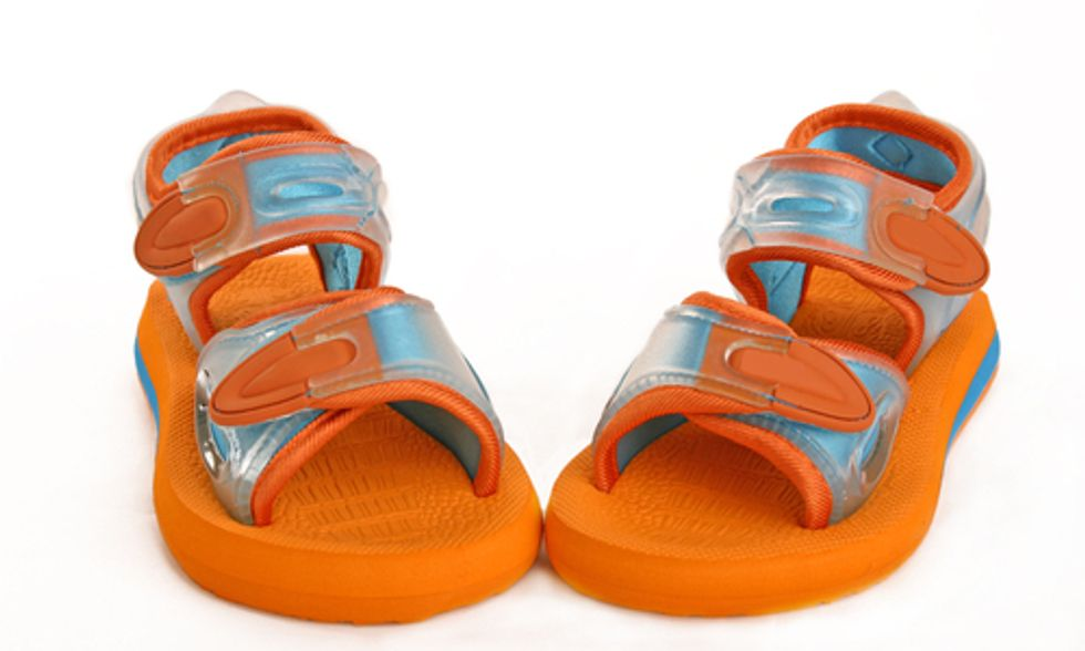 Are Your Kid's Shoes Toxic?