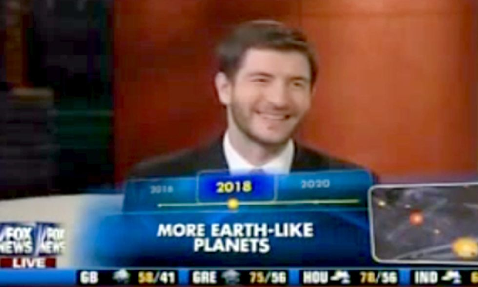 Fox News Refuses to Let Editor Discuss Climate Change