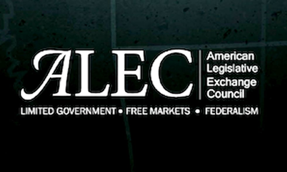 Why 6 Utilities Quietly Dumped ALEC and Others Won't Even Speak of the Lobbying Group