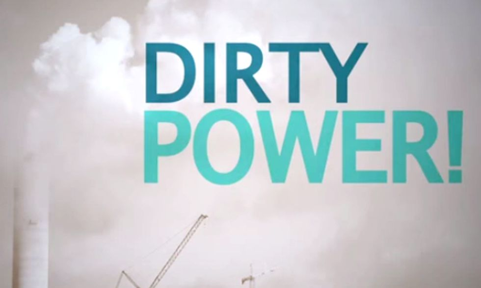 'Dirty Duke' TV Ad Exposes Largest Power Company in the U.S.