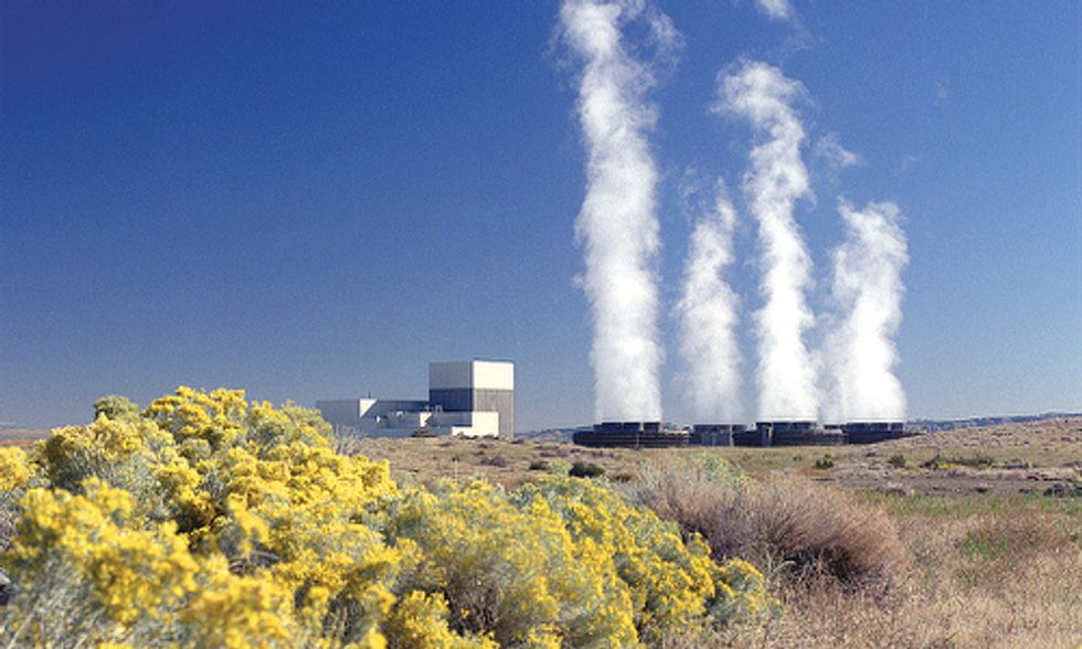 Fukushima-Style Nuclear Power Plant in Washington Is a Seismic Timebomb