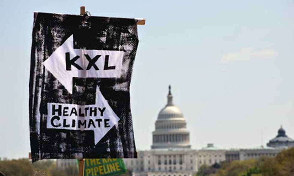 Senate Should Not Circumvent Keystone XL Pipeline Process