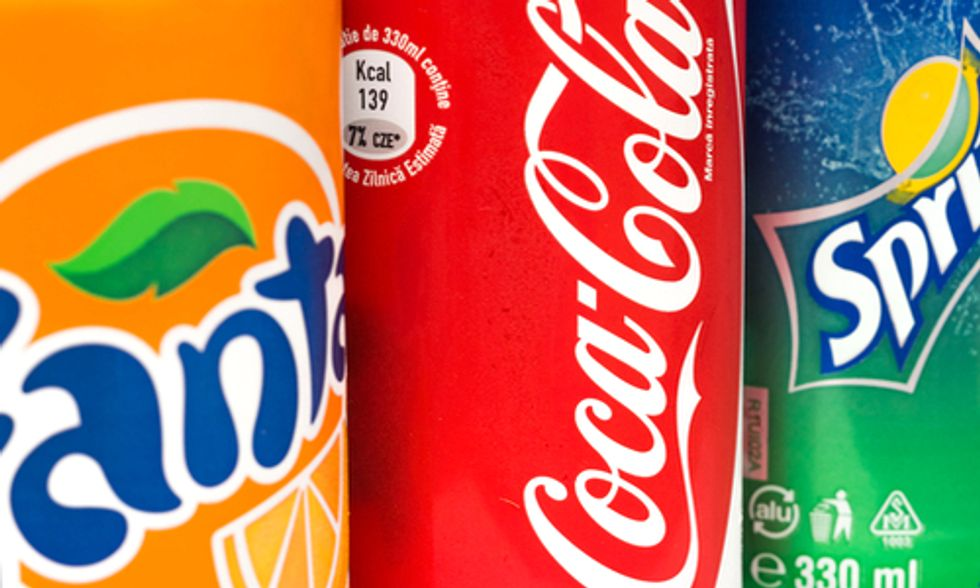 Coca-Cola to Remove Chemical Linked to Flame Retardants From Its Beverages