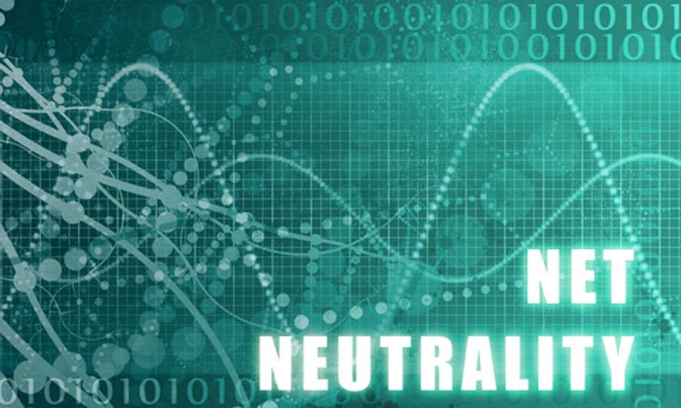 Could the Loss of Net Neutrality Harm the Environmental Movement?