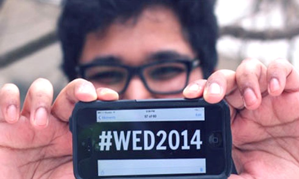 World Environment Day: Student Activist Implores You to 'Raise Your Voice, Not the Sea Level'