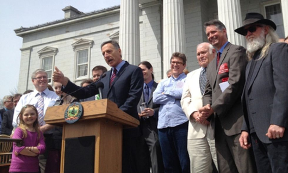 Vermont Passes First No-Strings-Attached GE Food Labeling Bill