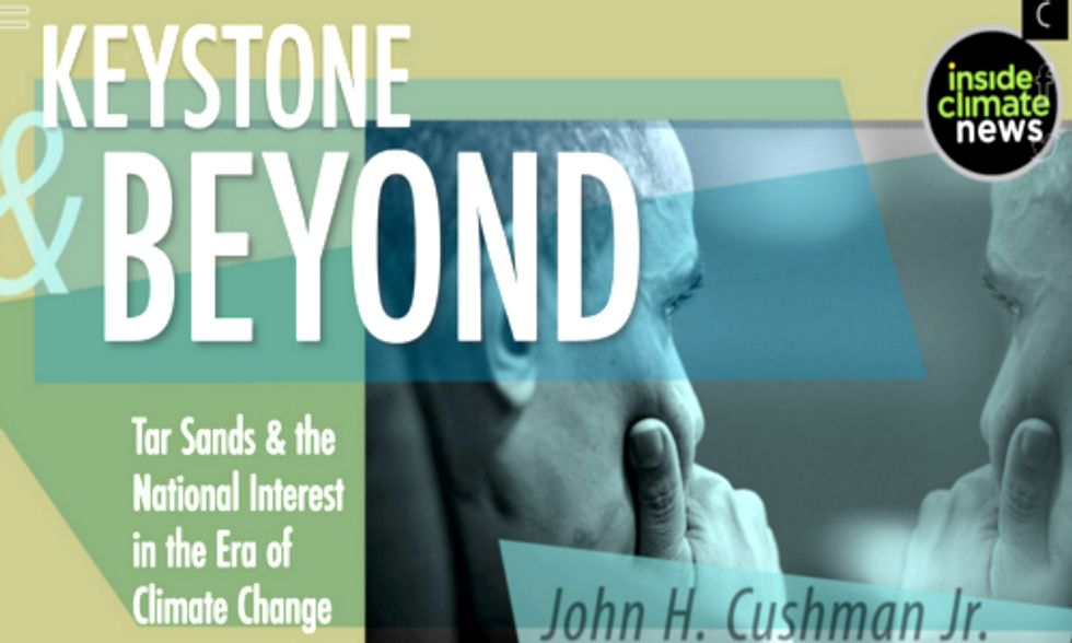 Author Q&A: John H. Cushman Jr. Discusses His Comprehensive New Book on Keystone XL