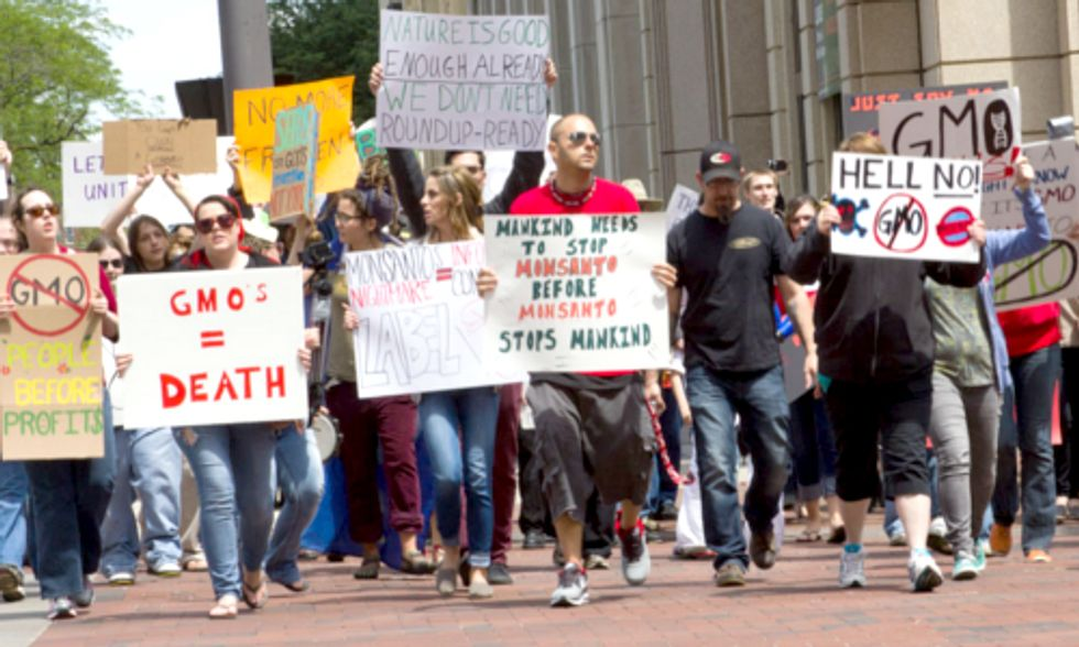 Millions to 'March Against Monsanto' on May 24