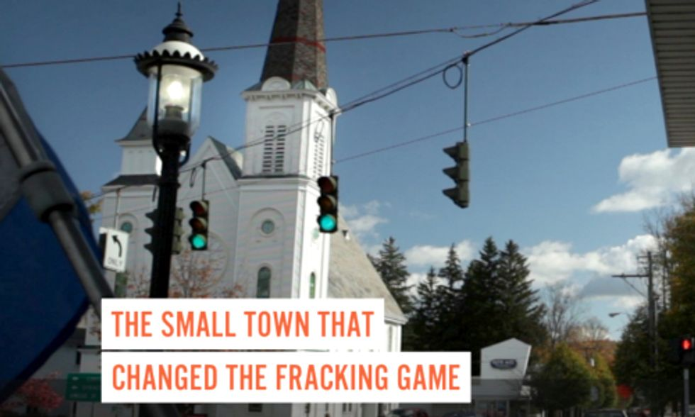 A Look Back at the Town That Didn't Back Down to Fracking