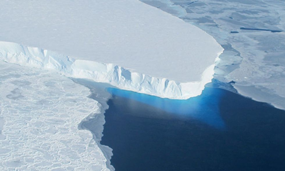 Melting Antarctic Glacier Unstoppable, Global Sea Level Could Rise by 4 Feet