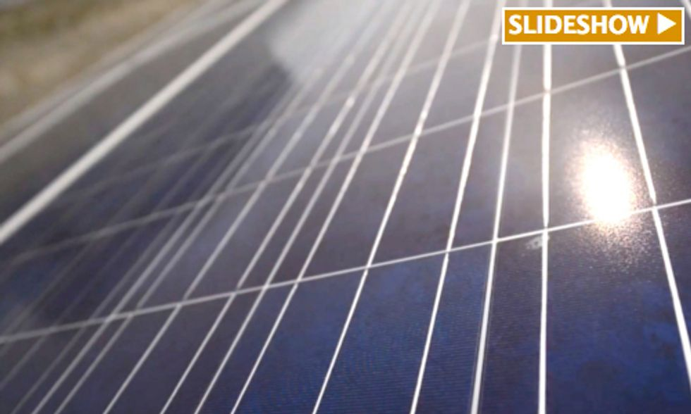 Nissan Harvests Solar Power With World's First Large-Scale Energy Storage System