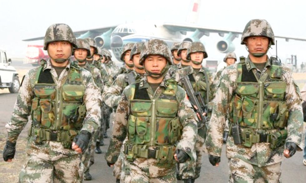 Chinese Army Bans All GMO Grains and Oils