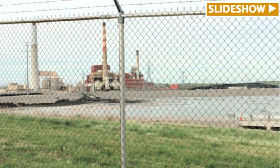 How Kentucky's Illegal Coal-Ash Contamination Typifies an American Crisis