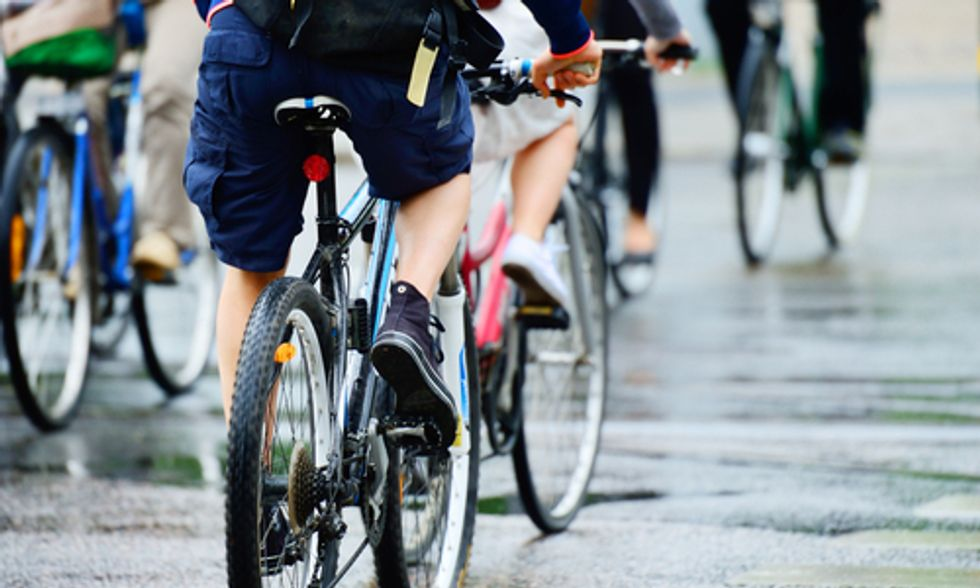 Ride Your Bike to Work … And Share